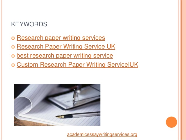 Custom papers writing service